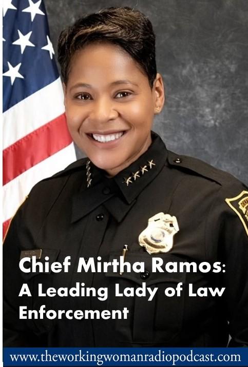Chief Mirtha Ramos
