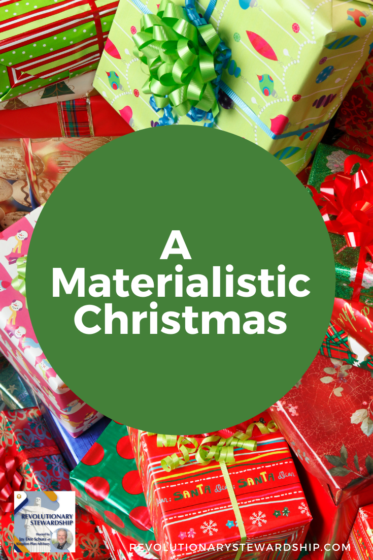 materialistic christmas