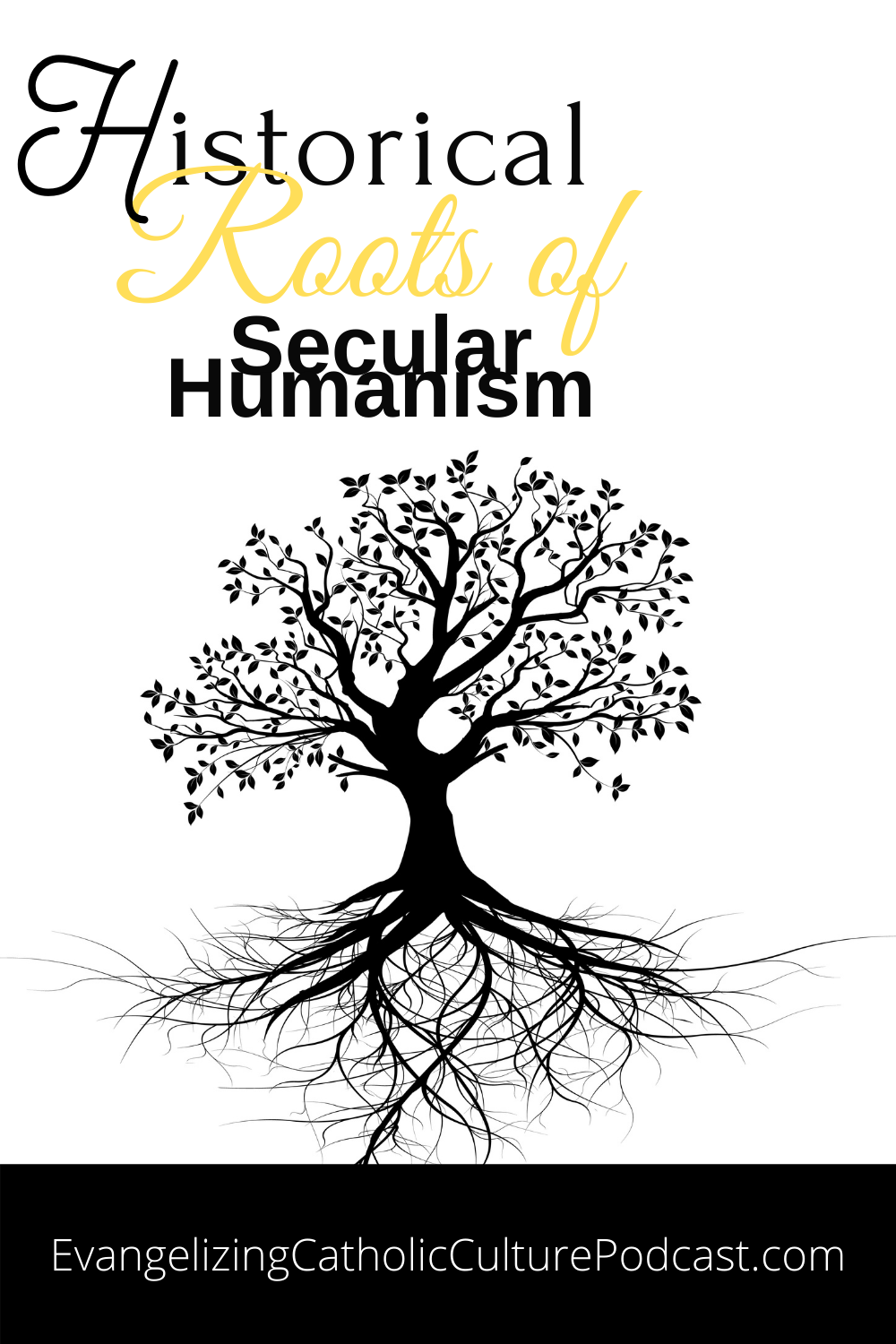 Roots of Secular Humanism |  What are the roots of secular humanism? Where do they come from and why should they matter to Christians? Listen as Father David explains the roots and how this humanism has entered the lives of those even in the church. | #podcast #christianpodcast #christiantruth @secularhumanism #CatholicPodcast