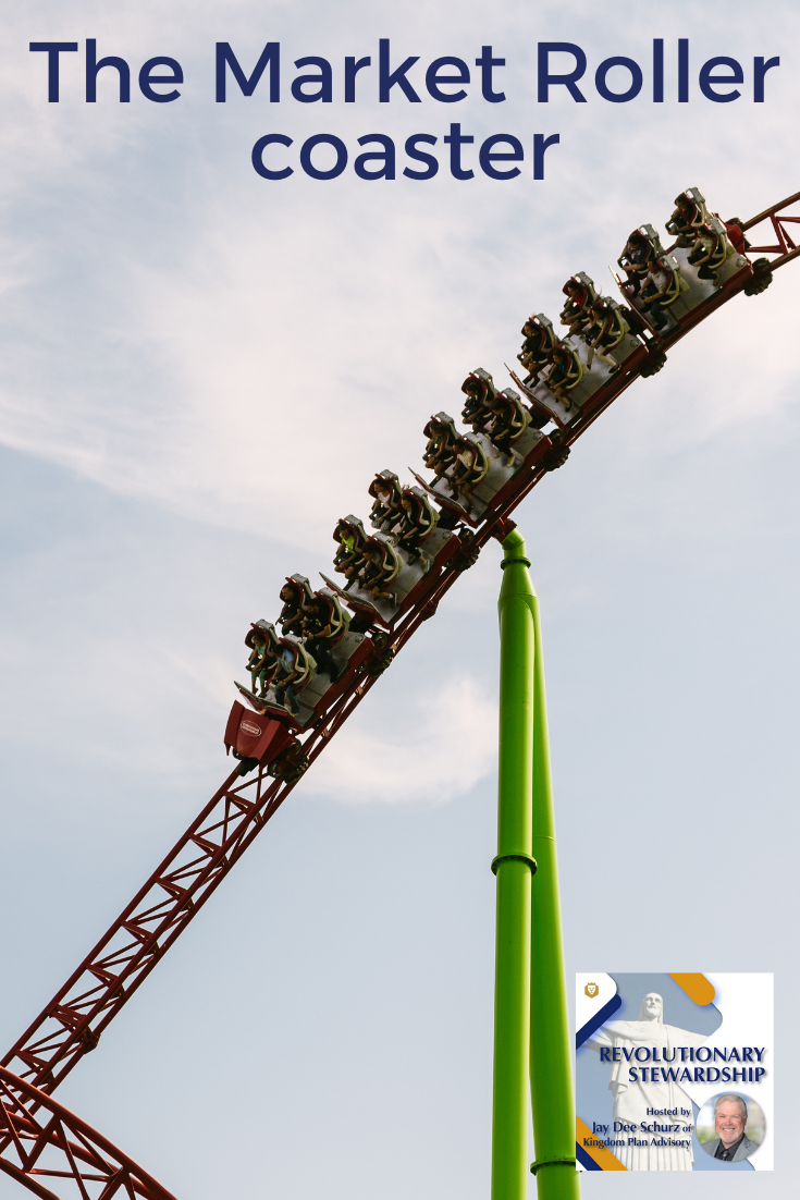 The Market Roller Coaster - We have seen some prime examples of an emotional stock market in recent weeks.