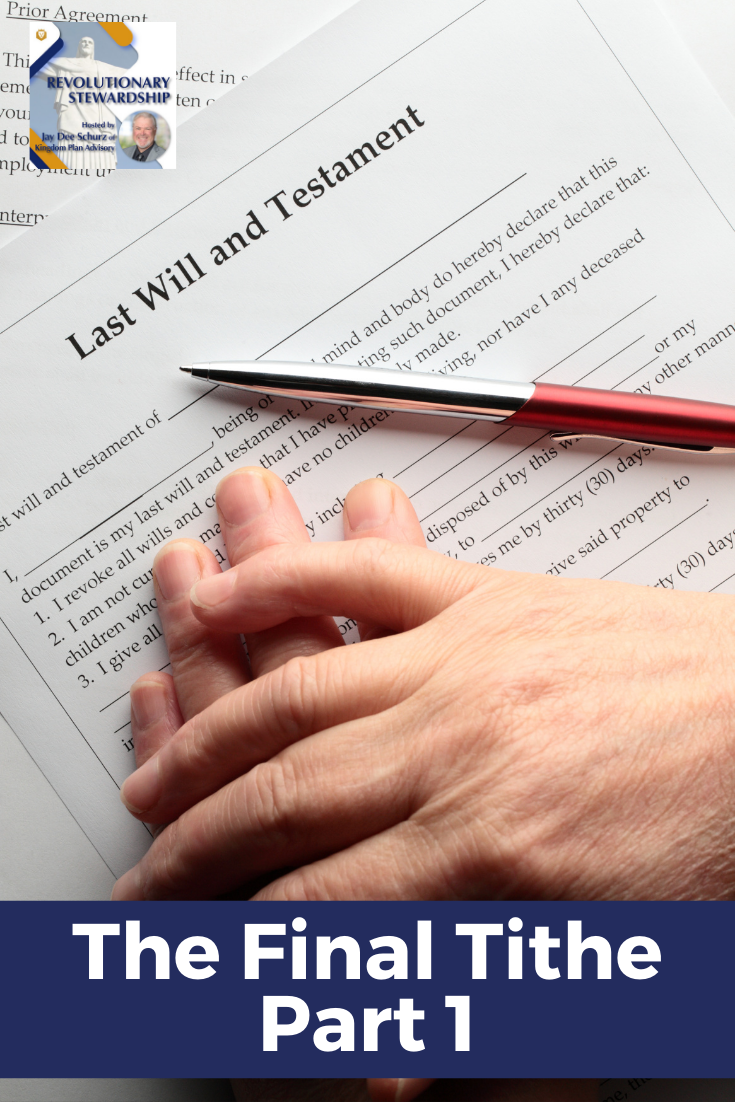 The will accomplishes many tasks for your estate, primarily handling those tangible assets that must be distributed.