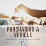 Purchasing a Vehicle