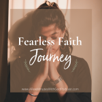 How do we have a fearless faith journey when our lives are fearful and full of confusion? In this episode, we will discuss how our journey...