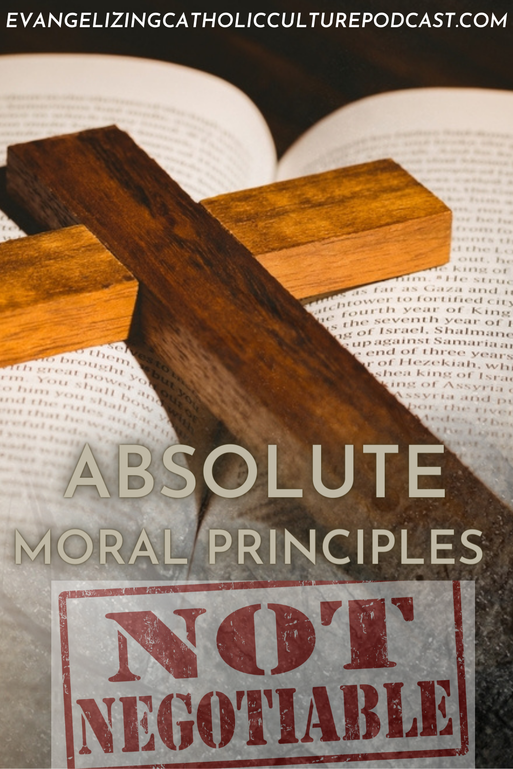 Absolute Moral Principles   What are the absolute moral principles that Christians especially Catholics must believe? In this episode, Father David explains the five clearly without any doubt or confusion. While some want to push falsehoods, there is a big difference in what we must believe. #christianpodcast #podcast #MoralPrinciples #Christianmorality #christianmorals #morals #Christianity #Christians #Catholic