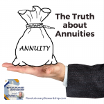 There are many misconceptions about annuities. In this podcast episode we discuss the different types of annuities and the benefits and negatives to each.