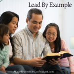 """When we lead we show and we demonstrate often without words – a quote attributed to St. Francis of Assisi says, """"Preach the gospel at all times and if necessary use words."""""""