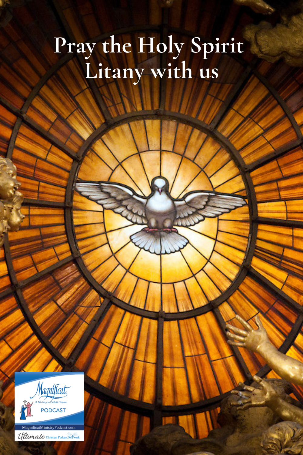 Come, Holy Spirit, fill the hearts of your faithful. And kindle in them the fire of your love.