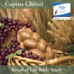 At the first Lord's supper, Jesus and his disciples ate a meal, sang Psalms, read scripture and prayed.