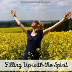 What happens when you need a spiritual fill-up? It is time to go to the source of all that is good and holy!