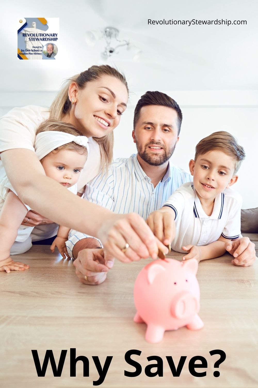 """I see the problems people face when they have no savings and get into a """"tight spot"""". What prevents us from saving money?"""