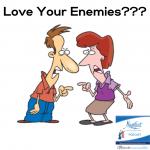 Love Your Enemies??? A reflection on Matthew 5:43-48 by Deacon David Hockwalt.