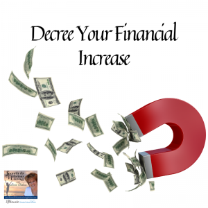 Lucia is continuing the Decree A Thing series, and on today's show she shares what she did to bring financial increase into her life and overcome the lack mindset that held her captive for so long.