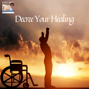 Join Lucia on today's show as she continues the Decree A Thing series. In this episode, she shares how to stand on the Word of God and Decree Your Health and Healing when you have symptoms in your body.